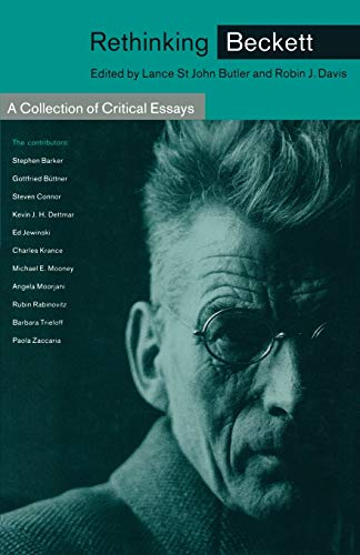 9781349205639: Rethinking Beckett: A Collection of Critical Essays