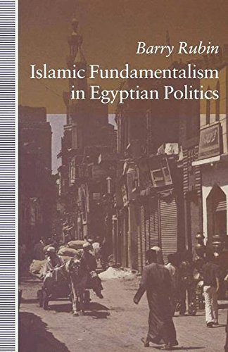 9781349210954: Islamic Fundamentalism in Egyptian Politics