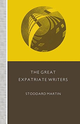 9781349218561: The Great Expatriate Writers