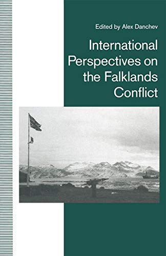 9781349219346: International Perspectives on the Falklands Conflict: A Matter of Life and Death (St Antony's Series)
