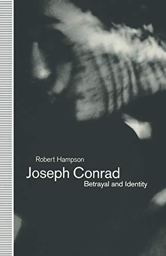 9781349223046: Joseph Conrad: Betrayal and Identity