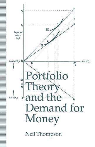 9781349228294: Portfolio Theory and the Demand for Money