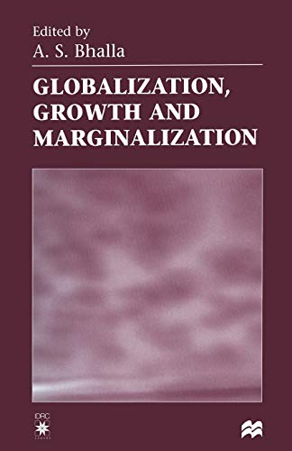 9781349266777: Globalization, Growth and Marginalization
