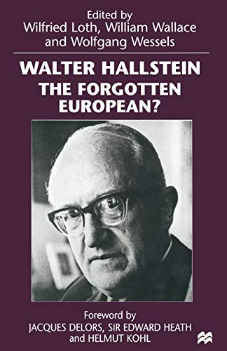 9781349266951: Walter Hallstein: The Forgotten European?