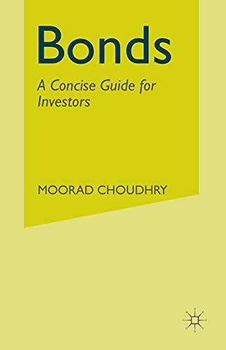 9781349282333: Bonds: A Concise Guide for Investors