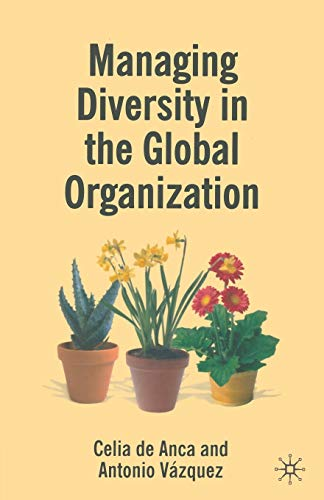 9781349285075: Managing Diversity in the Global Organization: Creating New Business Values