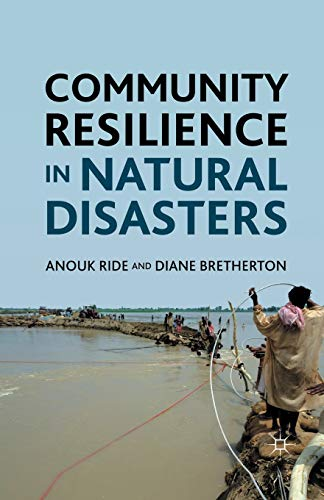 9781349295852: Community Resilience in Natural Disasters