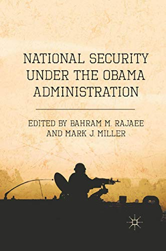 9781349297443: National Security under the Obama Administration