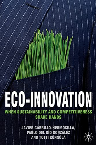 9781349300198: Eco-Innovation: When Sustainability and Competitiveness Shake Hands