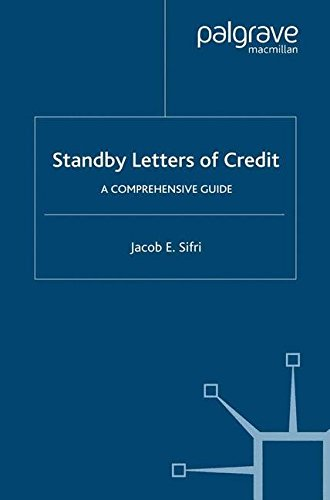 9781349303304: Standby Letters of Credit: A Comprehensive Guide (Finance and Capital Markets Series)