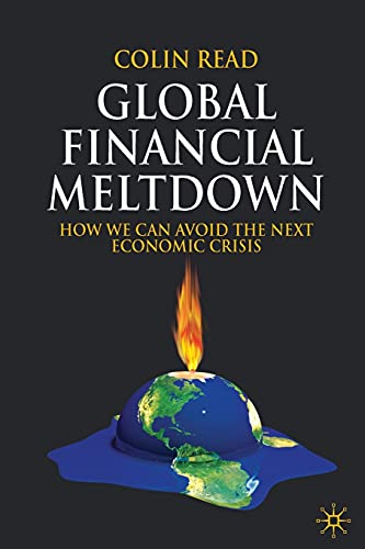 9781349307708: Global Financial Meltdown: How We Can Avoid The Next Economic Crisis