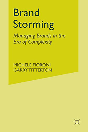 9781349308002: Brand Storming: Managing Brands in the Era of Complexity