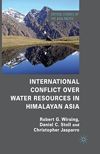 9781349315222: International Conflict over Water Resources in Himalayan Asia
