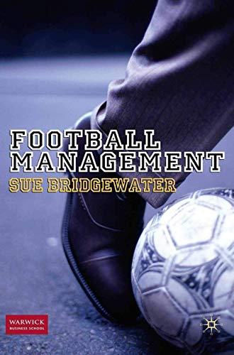 9781349315567: Football Management