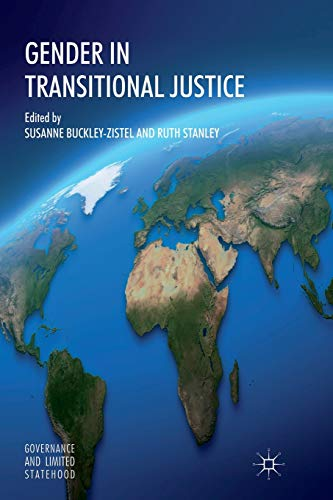 9781349319336: Gender in Transitional Justice (Governance and Limited Statehood)