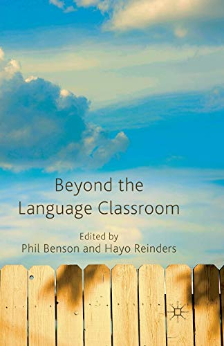 9781349323203: Beyond the Language Classroom