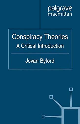 9781349323500: Conspiracy Theories: A Critical Introduction