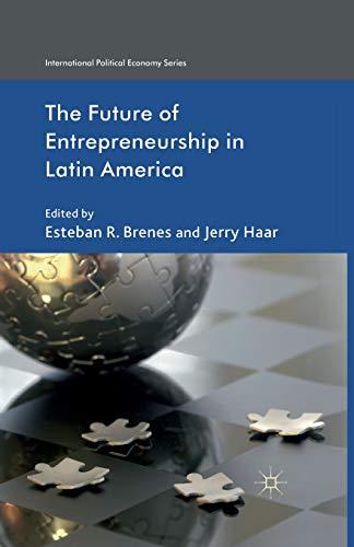 9781349326907: The Future of Entrepreneurship in Latin America