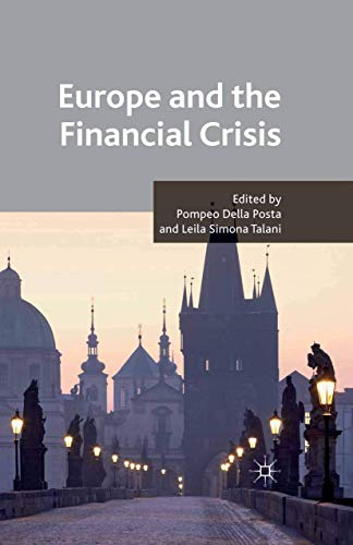 9781349330706: Europe and the Financial Crisis