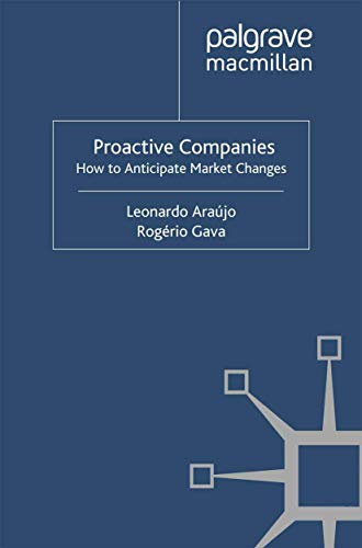 9781349330904: Proactive Companies: How to Anticipate Market Changes (Fundacao Dom Cabral (FDC))