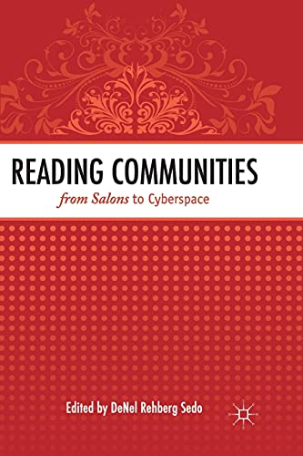 9781349335558: Reading Communities from Salons to Cyberspace