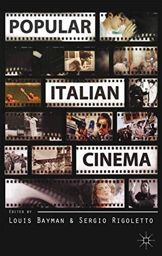 9781349335862: Popular Italian Cinema