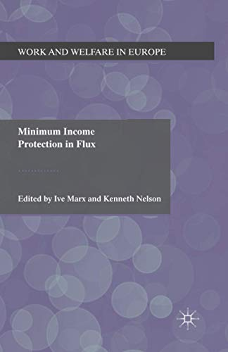9781349345335: Minimum Income Protection in Flux (Work and Welfare in Europe)