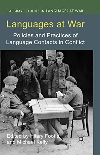 9781349350056: Languages at War: Policies and Practices of Language Contacts in Conflict (Palgrave Studies in Languages at War)