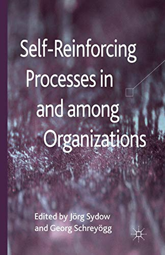 9781349352074: Self-Reinforcing Processes in and among Organizations