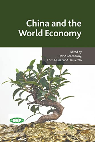 9781349356386: China and the World Economy