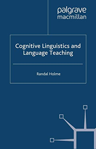 9781349359189: Cognitive Linguistics and Language Teaching