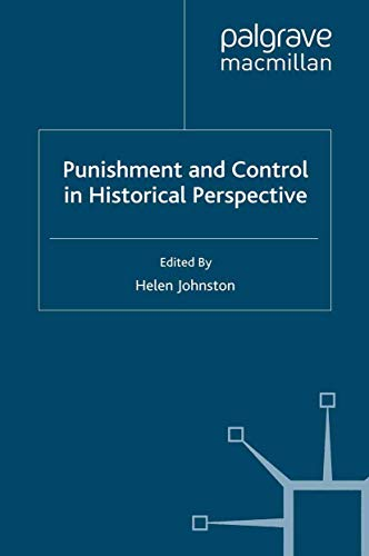 9781349361809: Punishment and Control in Historical Perspective