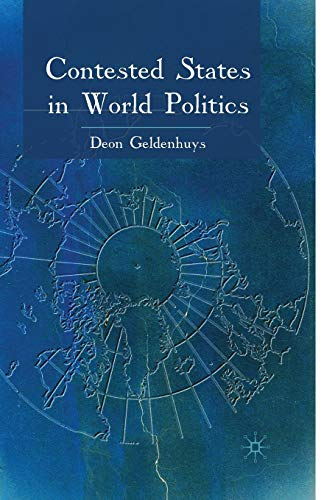 9781349365678: Contested States in World Politics