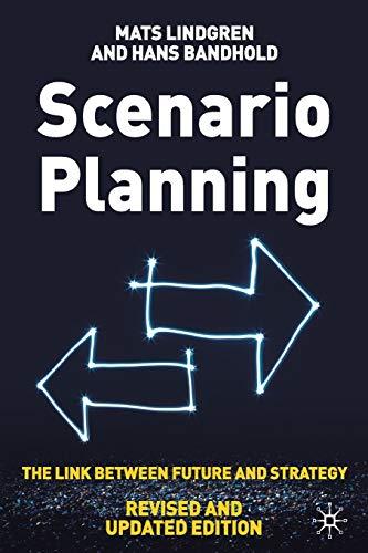 Scenario Planning - Revised and Updated: The: Mats Lindgren, Hans