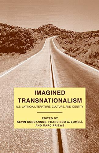 9781349373628: Imagined Transnationalism: U.S. Latino/a Literature, Culture, and Identity