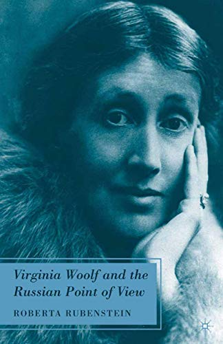 9781349381388: Virginia Woolf and the Russian Point of View