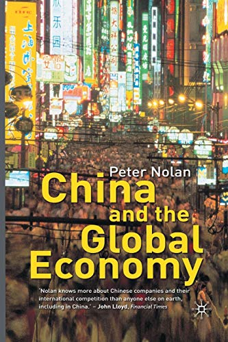 9781349426065: China and the Global Economy: National Champions, Industrial Policy and the Big Business Revolution