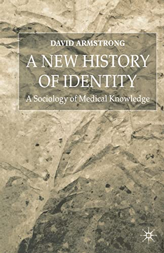 9781349428847: A New History of Identity