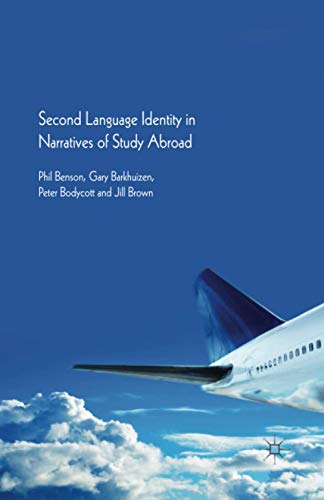 9781349440153: Second Language Identity in Narratives of Study Abroad