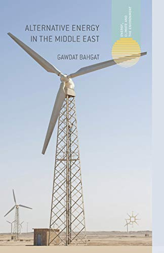9781349443055: Alternative Energy in the Middle East (Energy, Climate and the Environment)