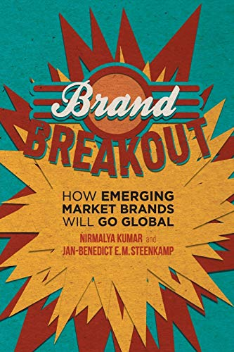 9781349446742: Brand Breakout: How Emerging Market Brands Will Go Global