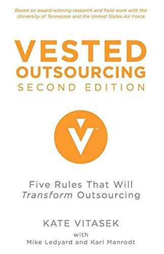 9781349452071: Vested Outsourcing, Second Edition: Five Rules That Will Transform Outsourcing