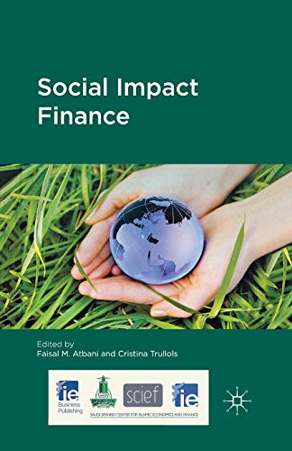 9781349476213: Social Impact Finance (IE Business Publishing)