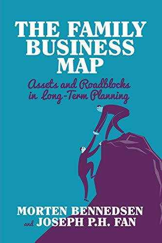 9781349479986: The Family Business Map: Assets and Roadblocks in Long Term Planning (INSEAD Business Press)
