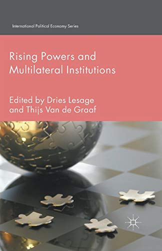 9781349485048: Rising Powers and Multilateral Institutions (International Political Economy Series)