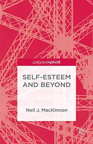 9781349507047: Self-Esteem and Beyond