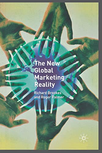 9781349509799: The New Global Marketing Reality