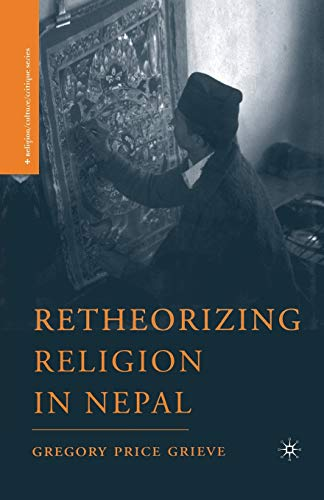 9781349534913: Retheorizing Religion in Nepal (Religion/Culture/Critique)