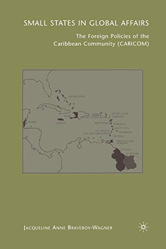 9781349538669: Small States in Global Affairs: The Foreign Policies of the Caribbean Community (Caricom) (Studies of the Americas)