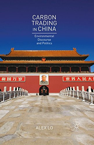 9781349555437: Carbon Trading in China: Environmental Discourse and Politics